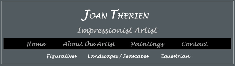 Joan Therien Artist Header