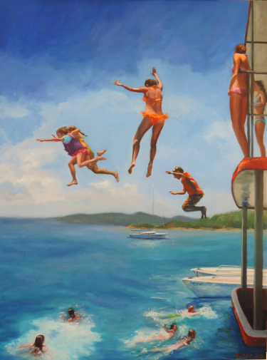Island Jumping - British Virgin Islands